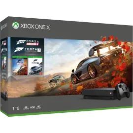 Xbox One X 1TB + Forza Motorsport 7 + Forza Horizon 4 + FIFA 19 za ~1769zł @ Microsoft (CH)
