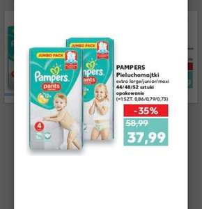 Pampers pants 4/5/6 @Kaufland
