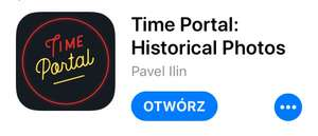 Time Portal: Historical Photos iOS