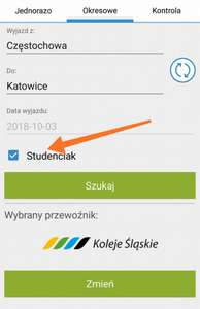 Bilet miesięczny na kolej regionalna za 1 PLN!