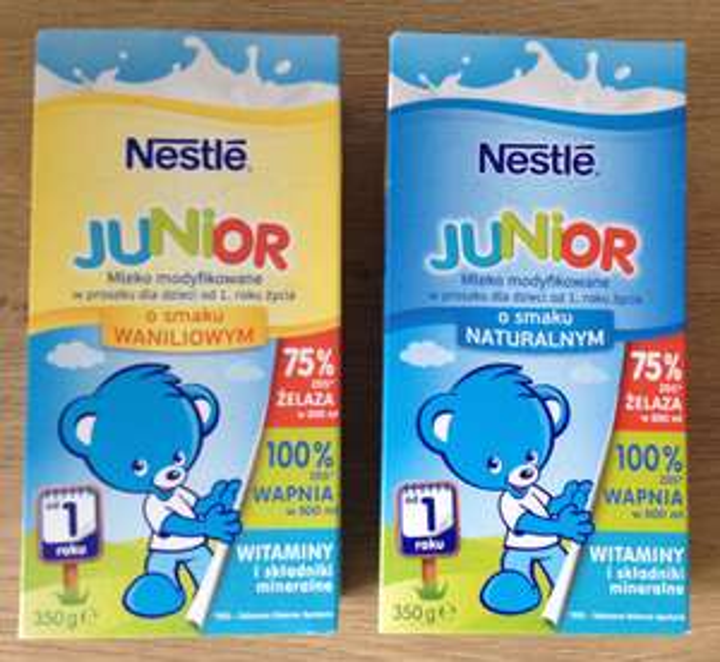 Mleko modyfikowane Nestle Junior, 350g @ Rossmann