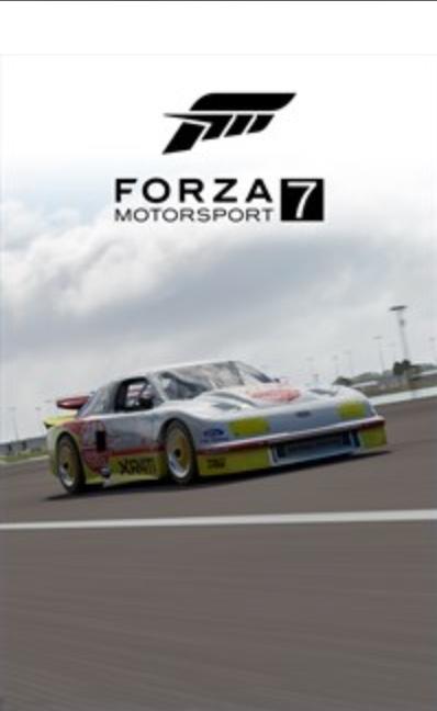 Darmowy dodatek DLC do Forza Motorsport 7: Merkur #11 MAC Tools XR4Ti z 1986 roku (Xbox One & PC)