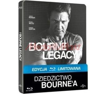 Dziedzictwo Bourne'a (steelbook) Blu-Ray za 30zł @ Media Markt