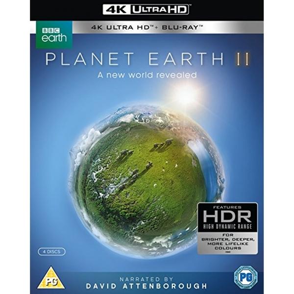 Planeta Ziemia II Blu-Ray 4K  82.70 zł  365games