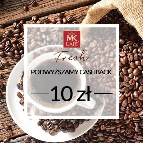 10zł zwrotu za zakup w MK Fresh + inne podwyższone cashbacki @ Planet Plus