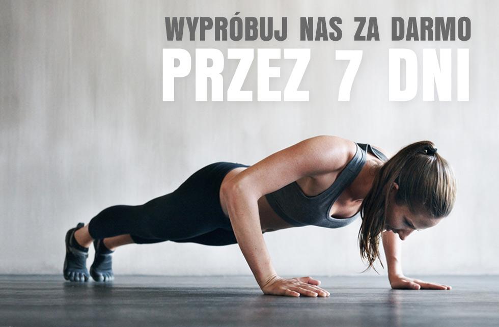 7-dniowy karnet fitness za darmo @ Saturn Fitness