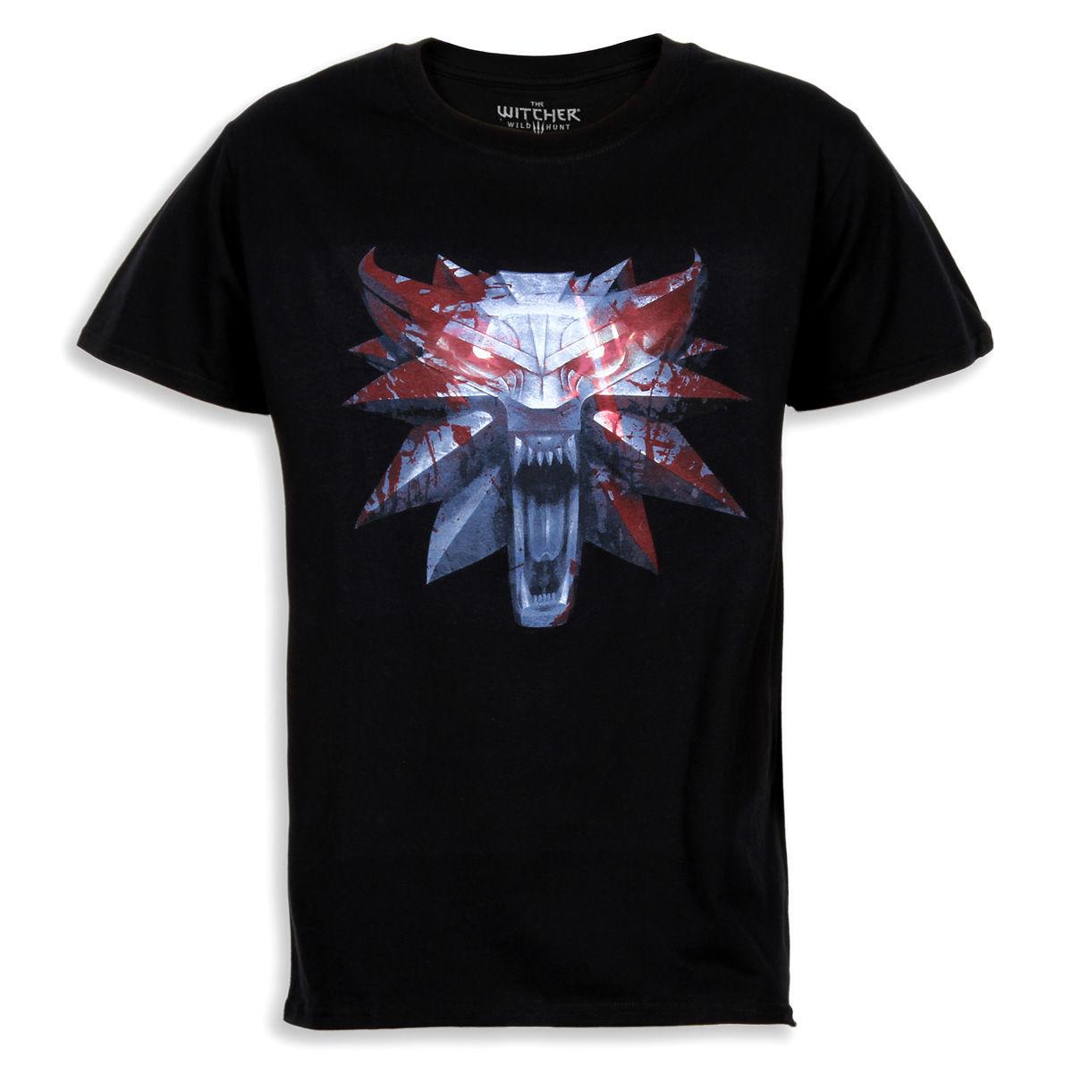 Koszulki z motywami z Wiedźmina za 35zł (-42%) @ Empik