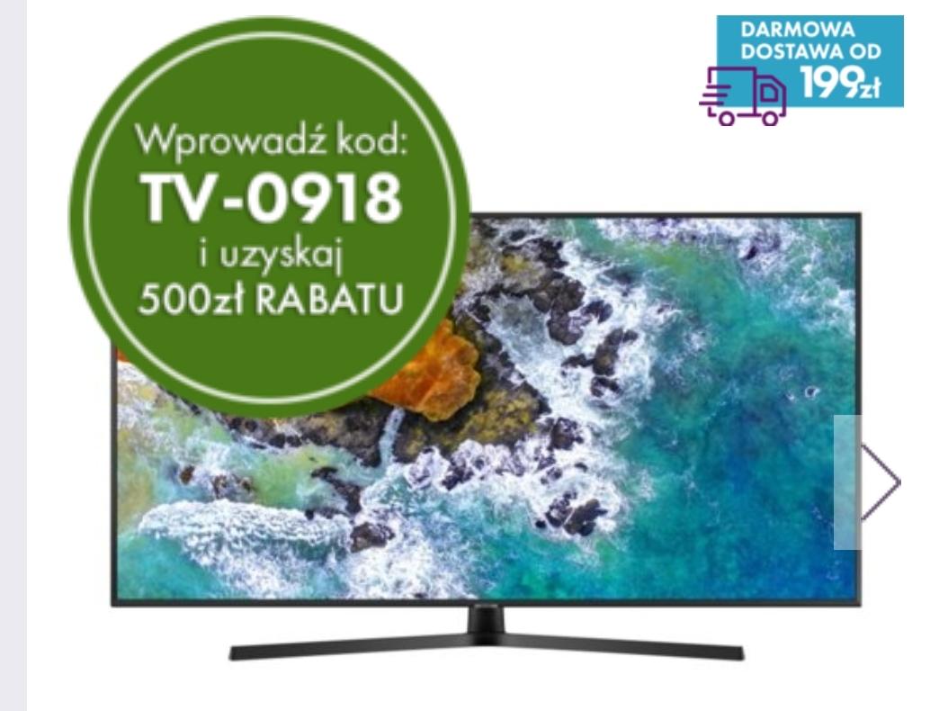 Telewizor Samsung UE55NU7402