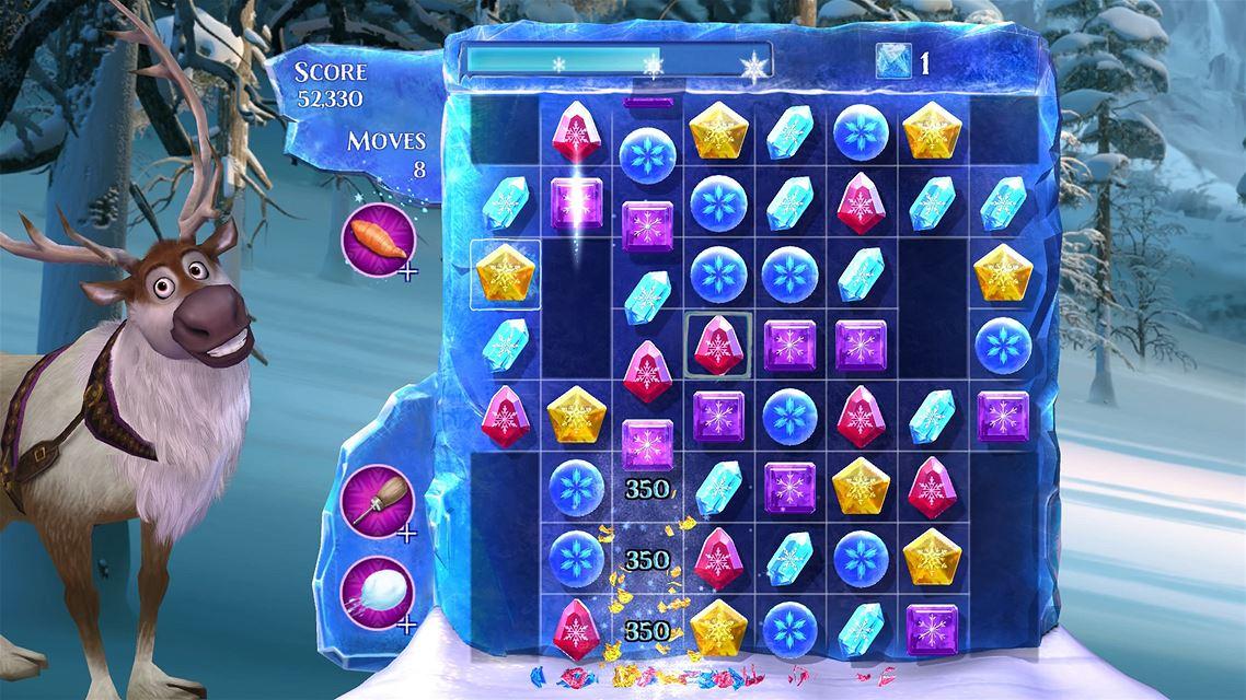 Frozen Free Fall: Snowball Fight [Xbox One] za darmo @ Xbox Marketplace