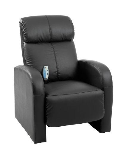 Fotel z masażem JYSK