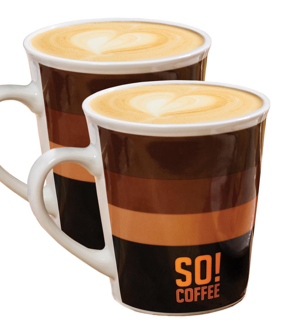 Plus – pyszna kawa za doładowanie