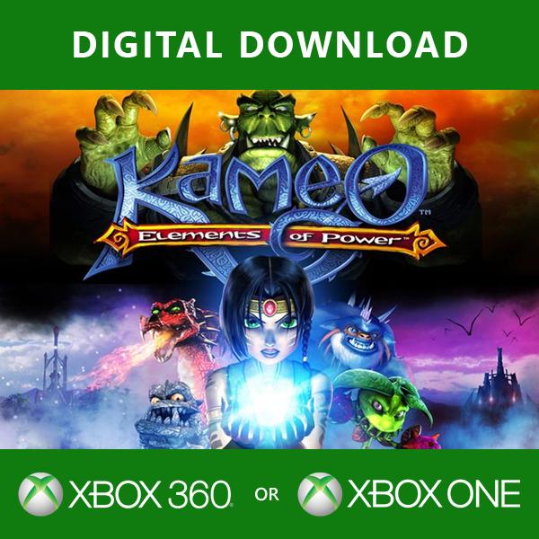 Kameo [Xbox One i Xbox 360] cyfrowo za 2,50zł @ 365games
