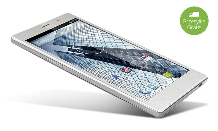 Smartfon GoClever Quantum 600 za 349zł @ Groupon