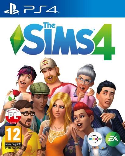 The Sims4 Dodatki [PS4]