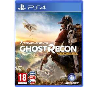 Ghost Recon: Wildlands, Rainbow Six Siege, Watch Dogs 2 po 69zł [Xbox One, PS4] @ Euro