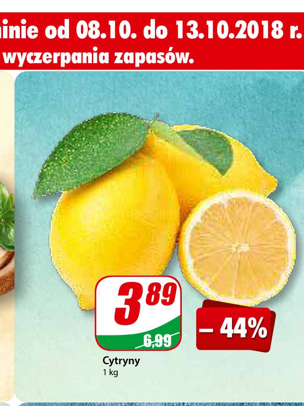 Cytryny 1 kg market Dino