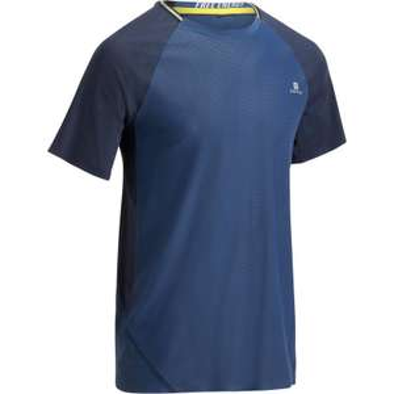 Koszulka fitness krótki rękaw Męska Domyos
