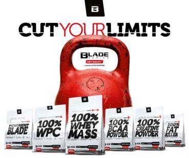 Mega ceny na suplementy z serii Blade Nutrition z Hi Tec Nutrition