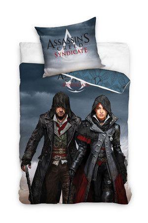 Pościel Assassin Creed Syndicate