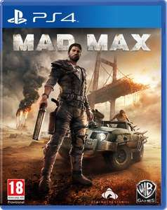 Mad Max [Playstation 4] za ~173zł @ Zavvi
