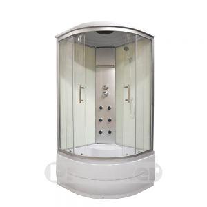 Kabina prysznicowa z hydromasażem Ivette Imperial za 589zł @ Praktiker