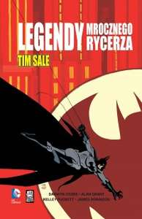 Komiks_Legendy Mrocznego Rycerza (klasyczny Batman rodem z lat 90. XX w.)