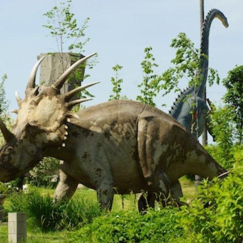 bilety do Paruk Dinozaurów i Rozrywki Dinolandia w Inwałdzie za 13.50zł/os. @ Travelbird