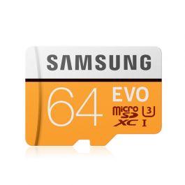 Samsung EVO 64GB U3 za 12,5$