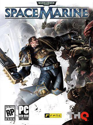 Warhammer 40,000: Space Marine na Steama za darmo
