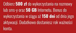 Fakt mobile - 503,50+71gb za 0zl