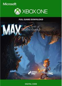 Max: The Curse of Brotherhood xbox one - cdkeys