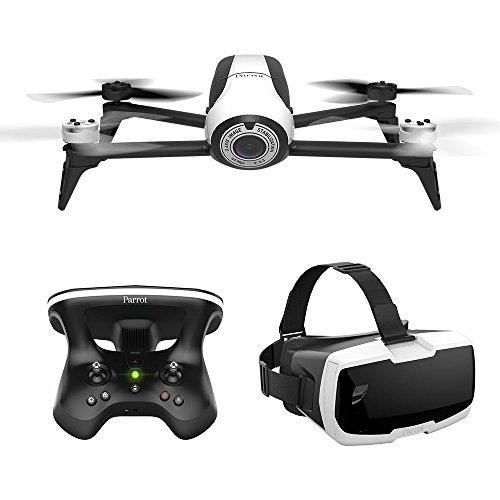 Parrot Bebop 2 FPV dron w zestawie z Skycontroller i okularami FPV