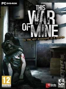 This_War_of_Mine Steam -70% oferta weekendowa