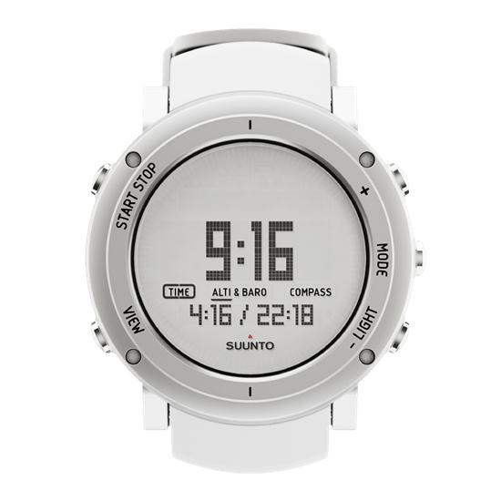 Smartwatch SUUNTO CORE Alu Pure White promocja na stronie producenta!