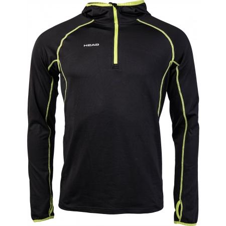 Bluza funkcjonalna męska Head DENYR, 2 kolory, rozm. M, L, XL, XXL