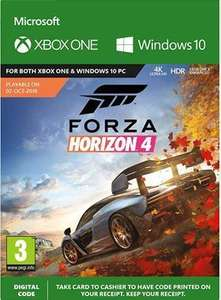 Forza Horizon 4 (DIGITAL CODE: PC & Xbox)