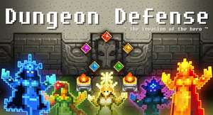 Gra Dungeon Defense na Androida za darmo