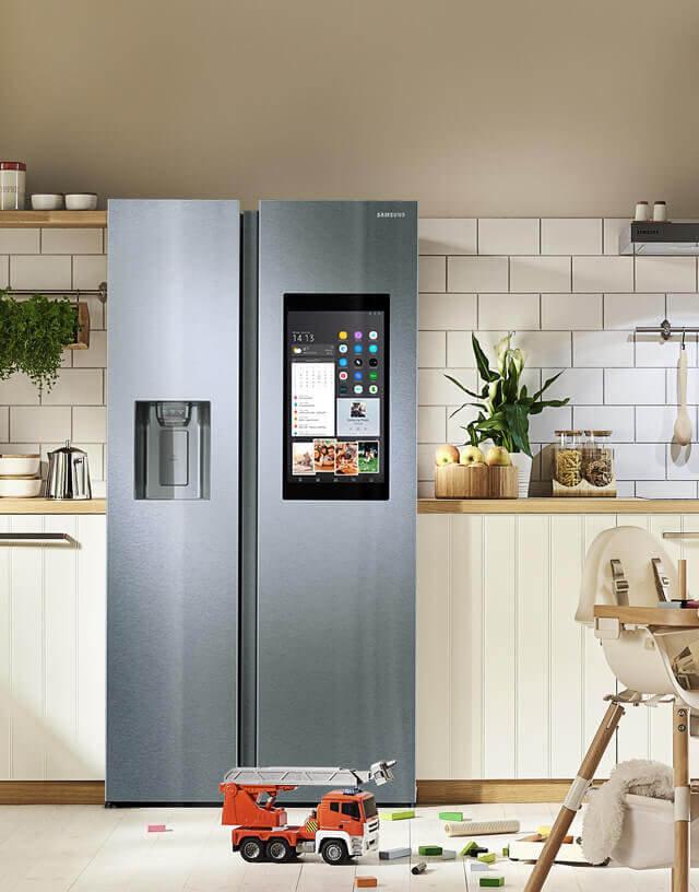 Zwrot do 1000 zł za zakup lodówki Samsung z serii Prestige