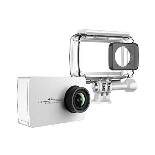 Kamera sportowa Xiaomi Yi (Xiaoyi) 4K w zestawie z obudową wodoodporną za ~558,50zł @ Amazon