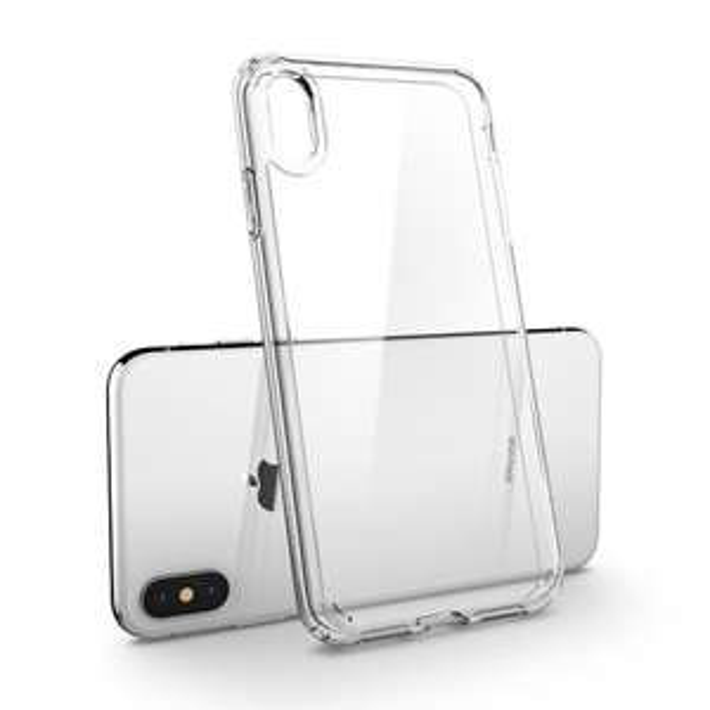 Przezroczysty case na iPhone za 99 groszy