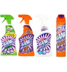 Zestaw Cillit Bang do sprzątania kuchni / łazienki