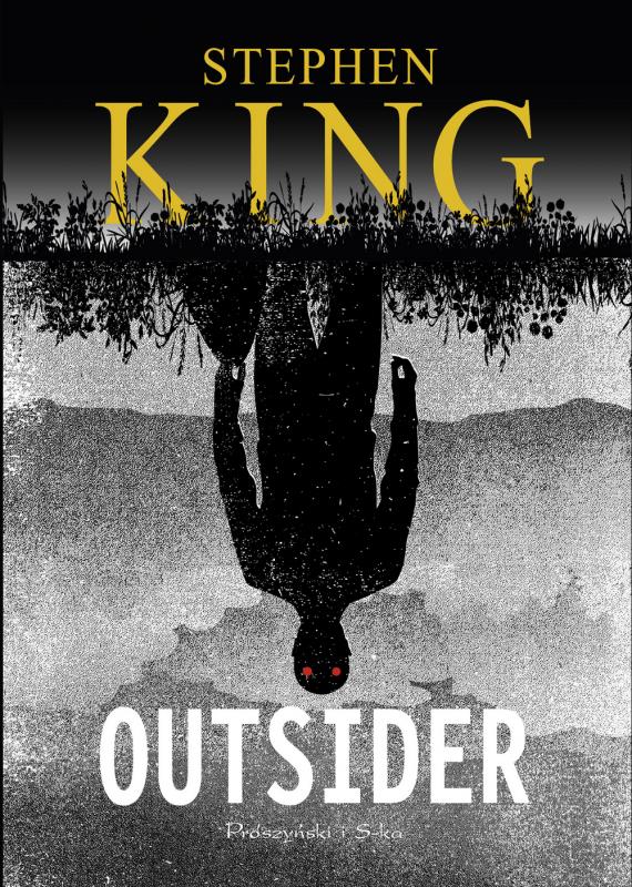 Książka - Stephen King - Outsider - nieprzeczytane.pl