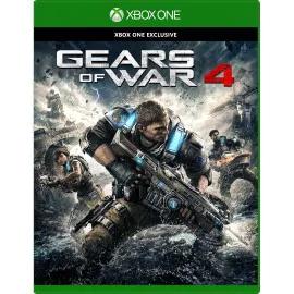 Gears of War 4 [Xbox One] za ~43zł z darmową wysyłką @ Microsoft (NL)