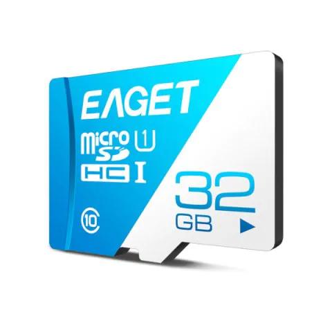 Karta EAGET T1 Class 10 80MB/s TF Card 32GB JESZCZE TANIEJ