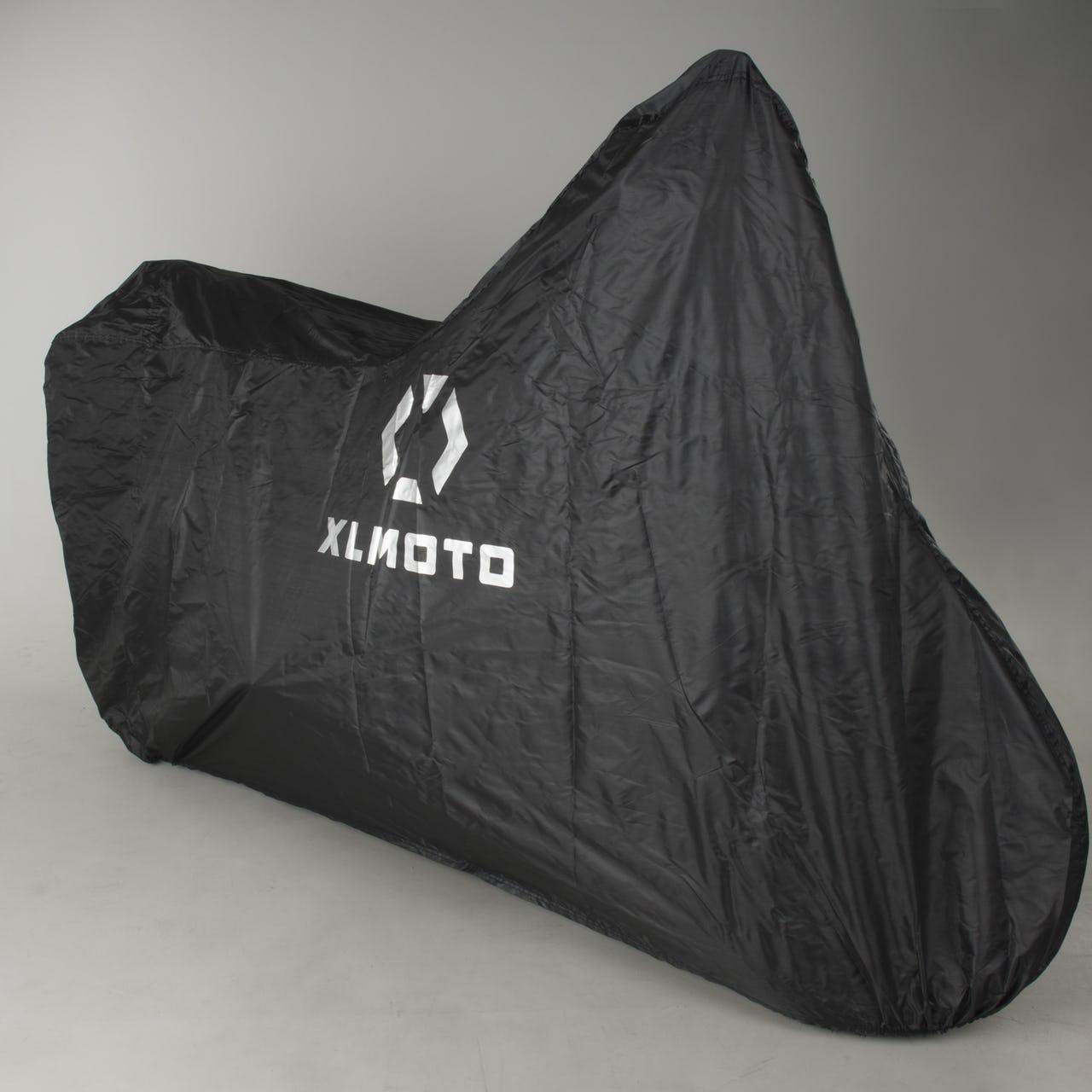 Pokrowiec motocyklowy Essential (rozmiary S-XL, poliester 190T) @ XLMoto
