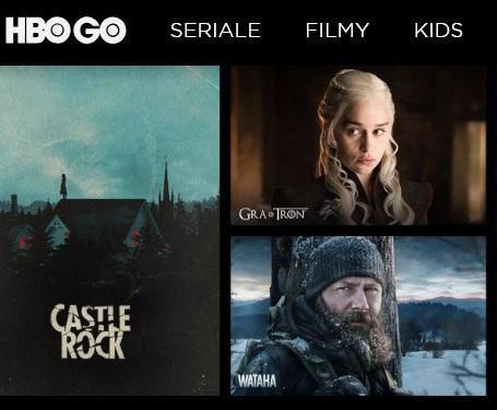 HBO GO za 19,90 zł miesięcznie