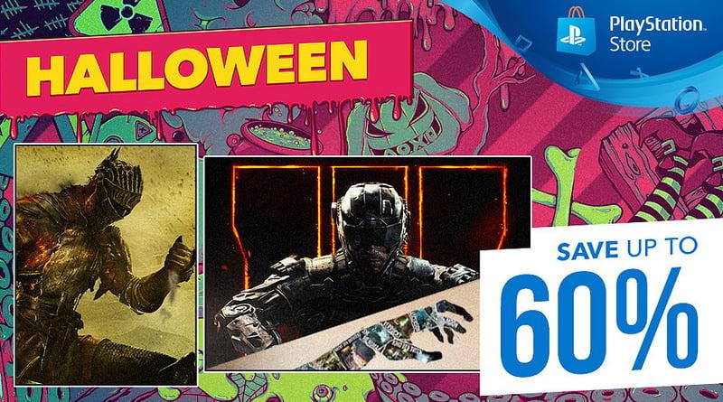 Promocja na Halloween w PS Store