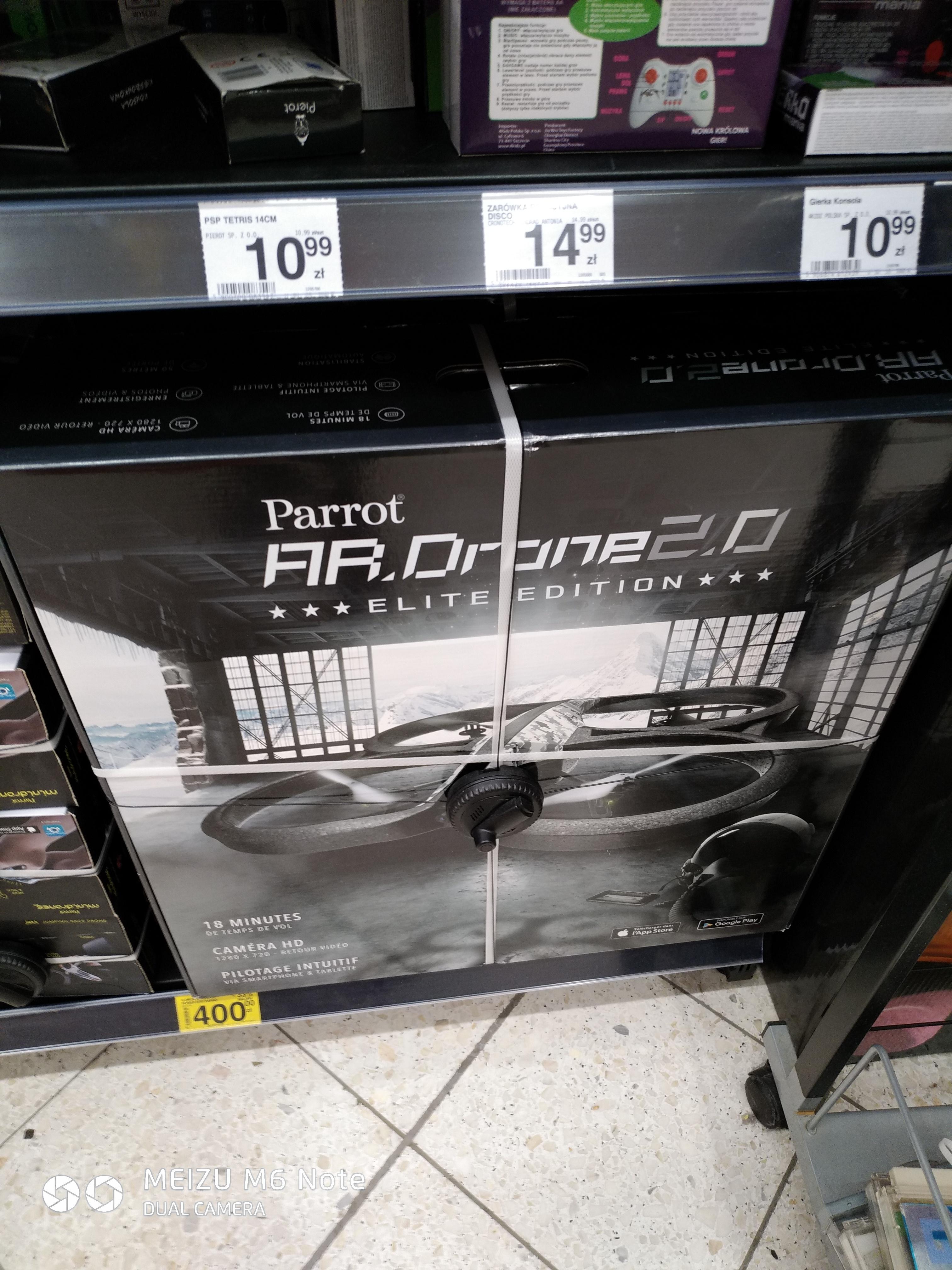 Dron Dron Parrot A.R Drone 2.0 Elite Edition