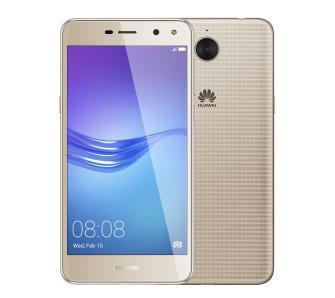 Złoty Huawei Y6 2017 - NAJTANIEJ