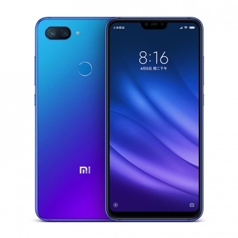 "Global Version Xiaomi Mi 8 Lite 4GB 64GB Smartphone Snapdragon 660 Octa Core 6.26"" 2280 x 1080 FHD+ Screen 24.0MP Front Camera $228"